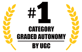 Recognized by UGC-MHRD as Category-'I' Deemed to be University